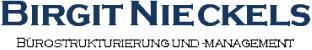 Birgit Nieckels Bürostrukturierung und -Management